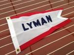 Lyman burgee