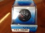 VDO black oil temp gauge